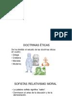 Gpo. Ética Doctrinas Éticas