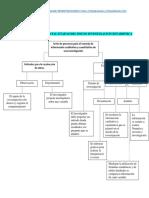 Mapa Mental Inicio de Una Investigacion Estadistica