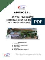 Proposal Sertifikasi 2019 Smk Ts