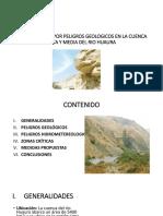 Zonas Críticas Por Peligros Geologicos