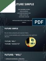 Diapositivas de Futuro Simple