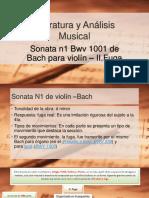 Literatura y Análisis Musical