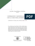 69 Cooperación y Asistencia Judicial con la Corte Penal Internacional - Kai ambos, Ezequiel Malar.pdf