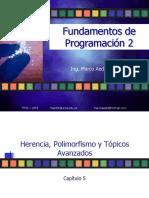Tema05 HerenciaPolimorfismoTopicosAvanzados2019 01