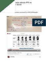 Como funciona válvula IPR no compressor Scroll.docx