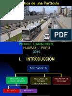 CINEMATICA DE UNA PARTICULA.pptx