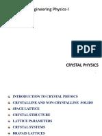 UNIT I Crystal Physics.ppt