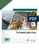 CKB Logistics Group Presentation 2017