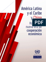 América Latina y el Caribe y China