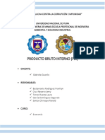 Informe Economia - PBI 2019