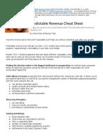 PredRevCheatSheet-DBradley