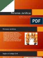 Personas Jurídicas