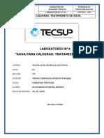 Tratamiento de Aguas Lab 4 Florian