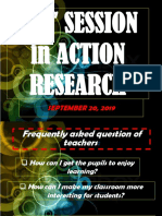 Action Research LAC