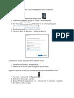 Ejercicio 3 Windows 10
