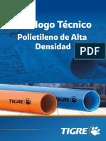 07 Catálogo Alta Densidad HDPE