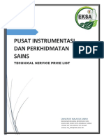 Pips Technical Service Price List (1)