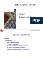 Lec 9 Dynamic Logic Circuits