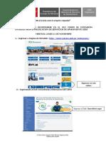 Instructivo inscripcion curso SUNASS