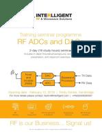 RF ADC DAC