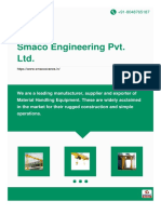 Smaco Engineering Pvt Ltd