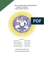 Resume Pengauditan Internal Control And Coso Framework