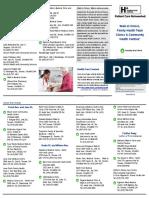 002056 Clinic List