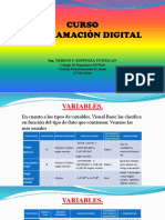 Diapositivas de Progración Digital
