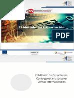 Material El Método de Exportación.pdf