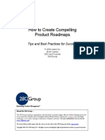 Product Roadmap White Paper