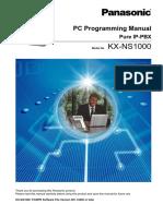 NS1000 v1.1-PC Programming Manual
