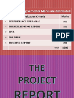 Project Report Content