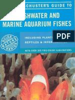 Freshwater and Marine Aquarium Fishes