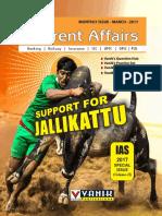 03 - March 2017 Current Affairs - Vanik Magazine