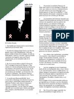 Fragmentos Gnósticos Tomados de La Trilogía Esotérica de Miguel Serrano