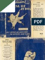 37119815 E J Harrison Manual of Judo
