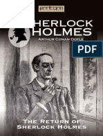 The Return of Sherlock Holmes - Arthur Conan Doyle.epub