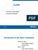 Actor Framework.pptx