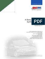 5w 30 Synthetic Oil Comparison