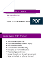 SWC Chapter10 Social Work With Women