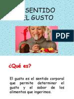 SENTIDO DEL GUSTO.ppsx