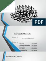 Composite Materials 16-01-2018