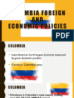 Colombia Foreign