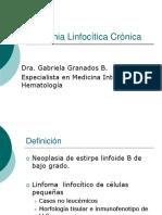 10.Leucemia Linfocitica Cronica