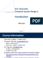 Intro TO System Embedded