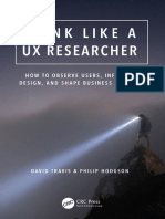 Think Like a UX Researcher How to Observe Users Influence Design and Shape Business Strategy CRC Press 2019 (1)