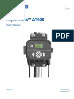 AT600 Manual