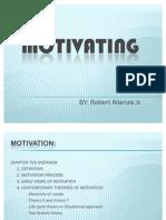 Motivating- Robert Atienza