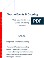 Touche Events & Catering
