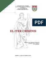 Informe Derecho Penal Nieves Rivero 22403587 Seccion 04